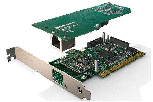 کارت دیجیتال A101 E1 - PRI سنگوما PCI Express