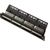 پچ پنل بدون شیلد Cat 5E+ UTP مدل DCEPP24UKR1U دیجی لینک اشنایدر