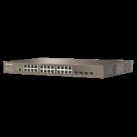 سوئیچ پرسرعت POE حرفه ای با قابلیت مدیریت تندا TEG3224P